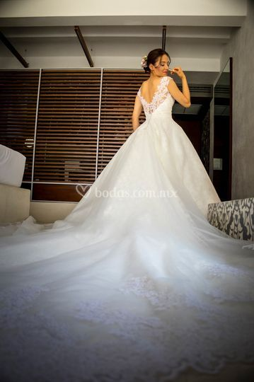 Vestidos de novia baratos en toluca