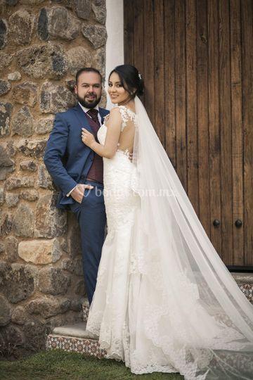 Telas para vestidos de novia en toluca