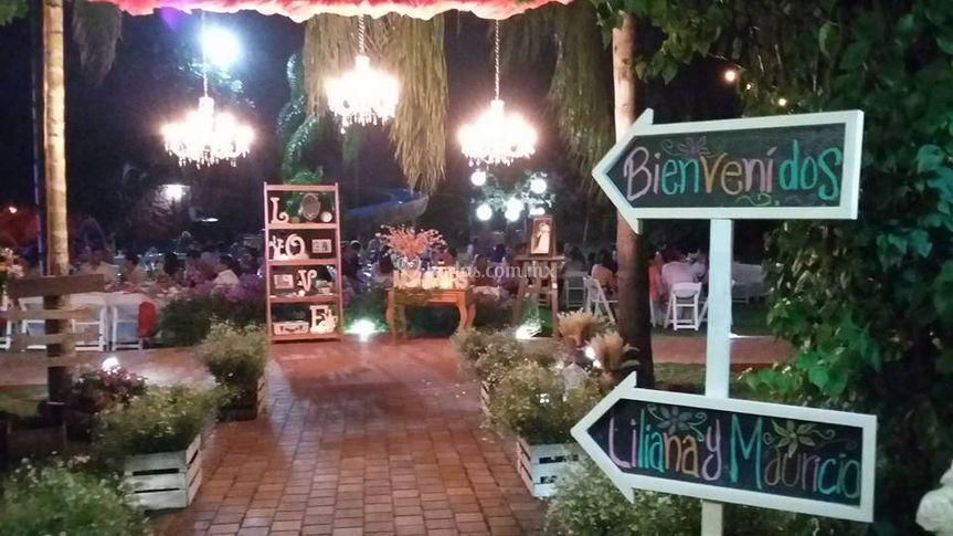 Buganvilla jard n for Jardin villa bonita culiacan