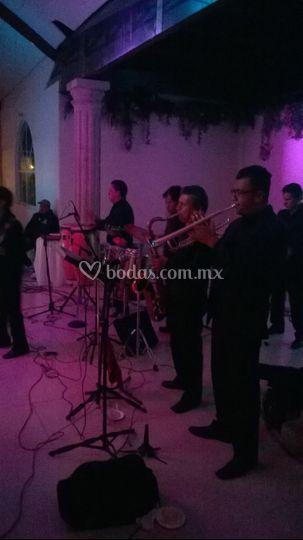 Salsa orquesta