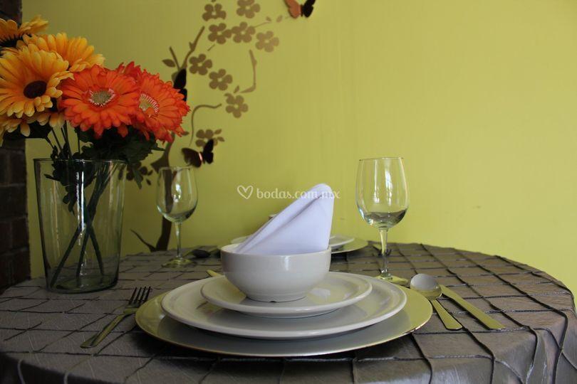 Loza banquete