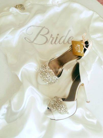 Conjunto bride