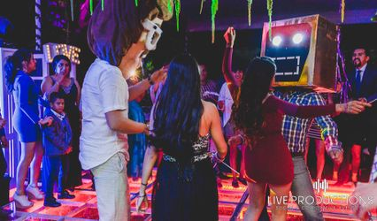 Live Productions - DJ 1