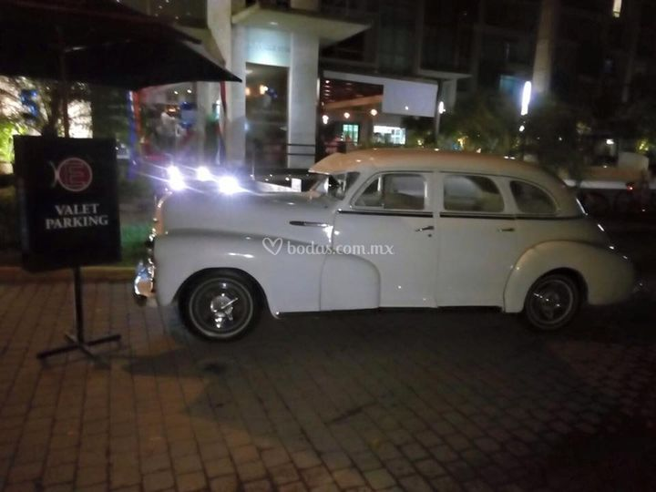 Vallarta Parking