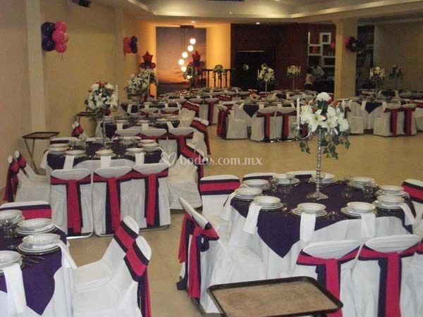 Albatros recepciones for Acuario salon de celebraciones
