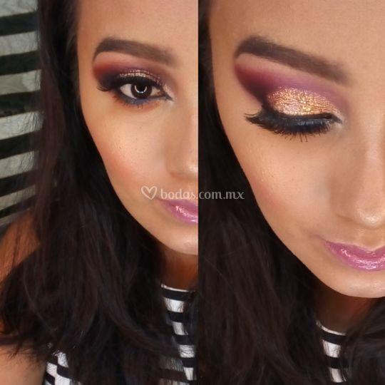 Arely Navarrete Makeup