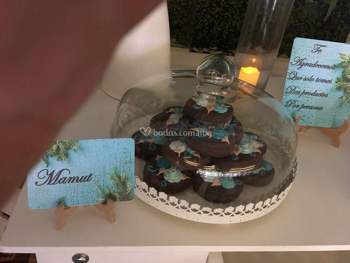 Mamut decorado