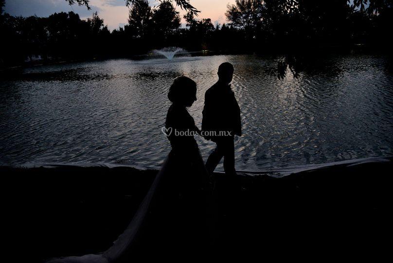 Tania y Jorge