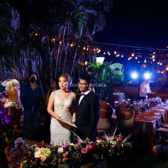 Civil boda petit