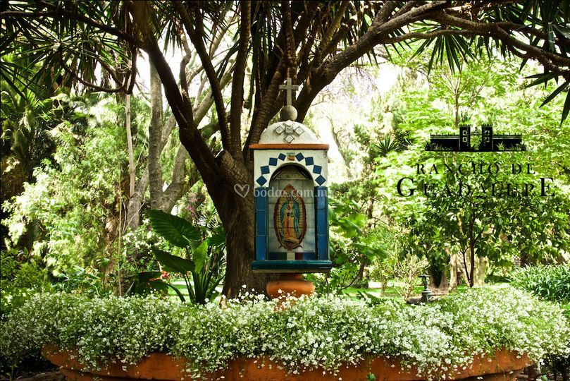 Jardín Rancho de Guadalupe
