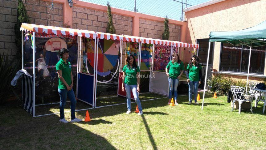 Juegos De Feria Tipo Kermes De El Kiosco Foto 8