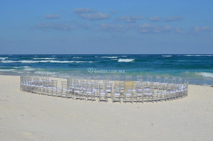 Monbtaje playa