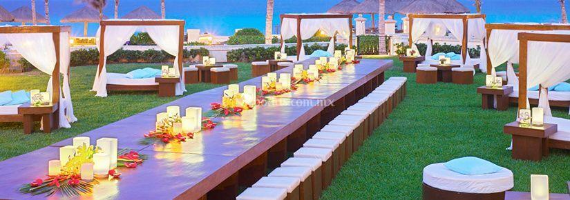 Eventos tipo lounge