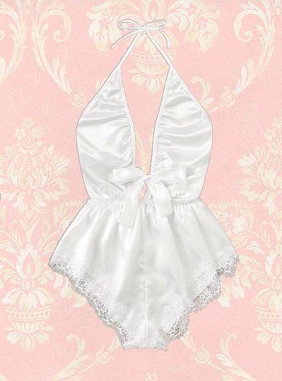 Body lencería novia