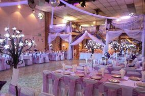 Salón Jardín Flamingos