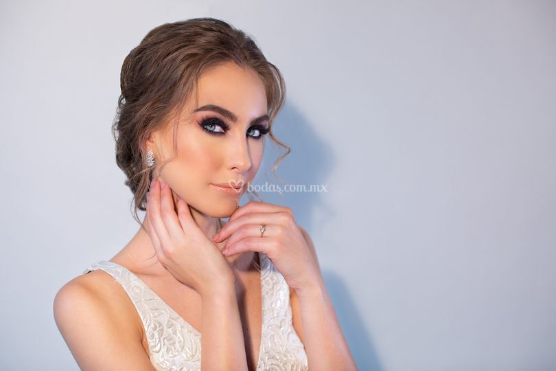 Maquillaje perfecto para novia