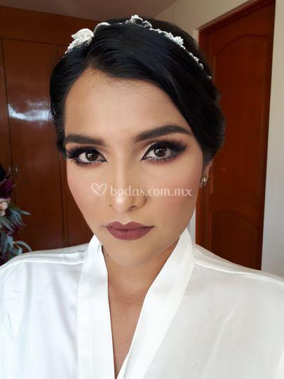 Maquillaje Paulina Hernandez