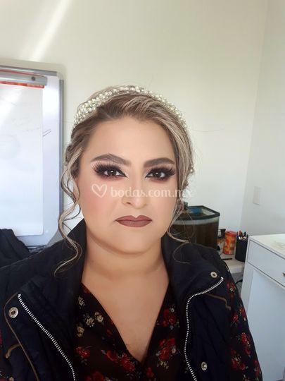 Mamquillaje de  novia natural