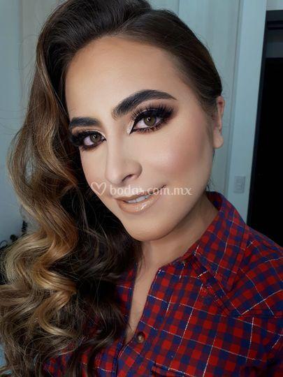 Maquillaje para dama