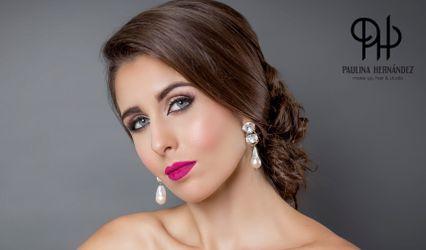 Paulina Hernández Make Up 1