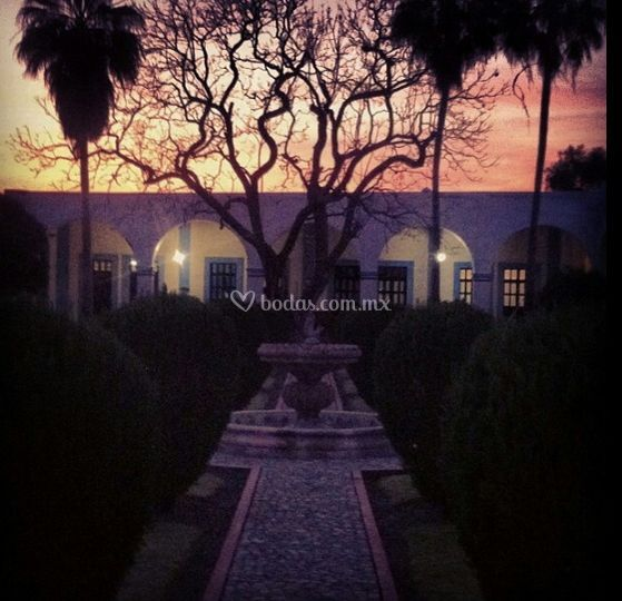 Un paraíso