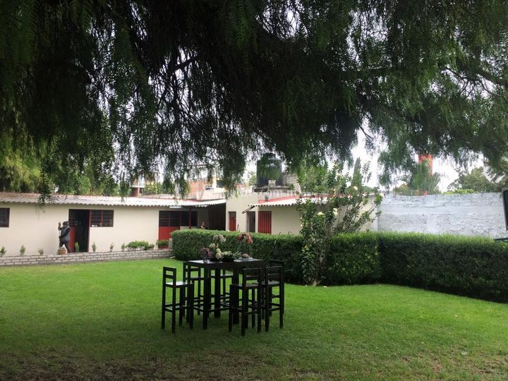 Jardín San Cristóbal
