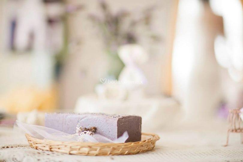 Jabón fino lavanda