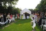 Boda civil de Los Agaves