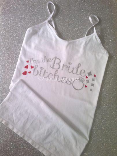 Brides out