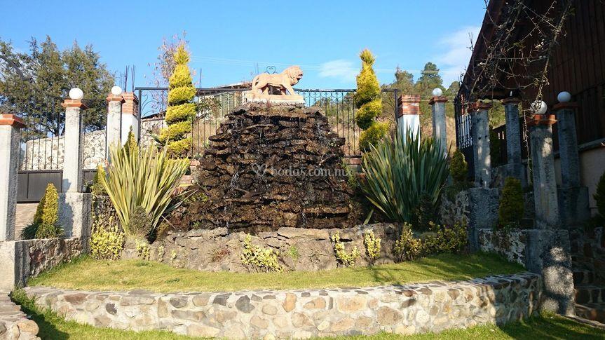 La Cabaña del León