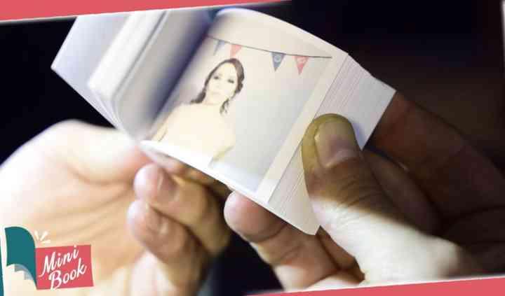 Minibook de la novia