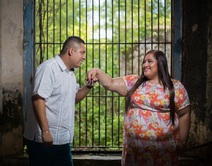 Lorena + Juan