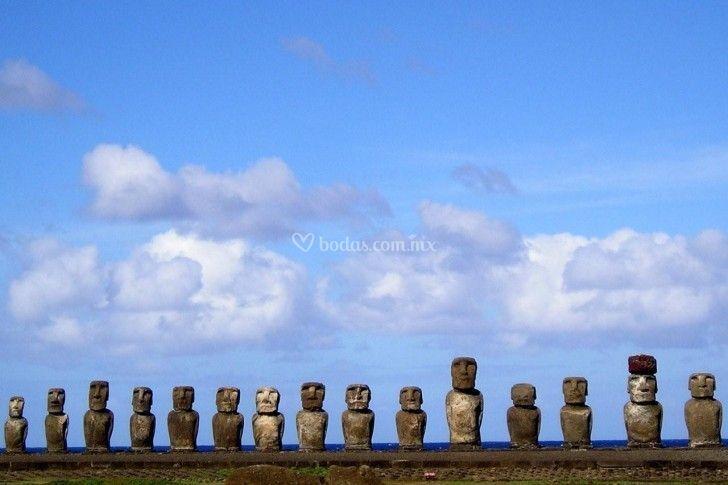 Explora la Isla de Pascua