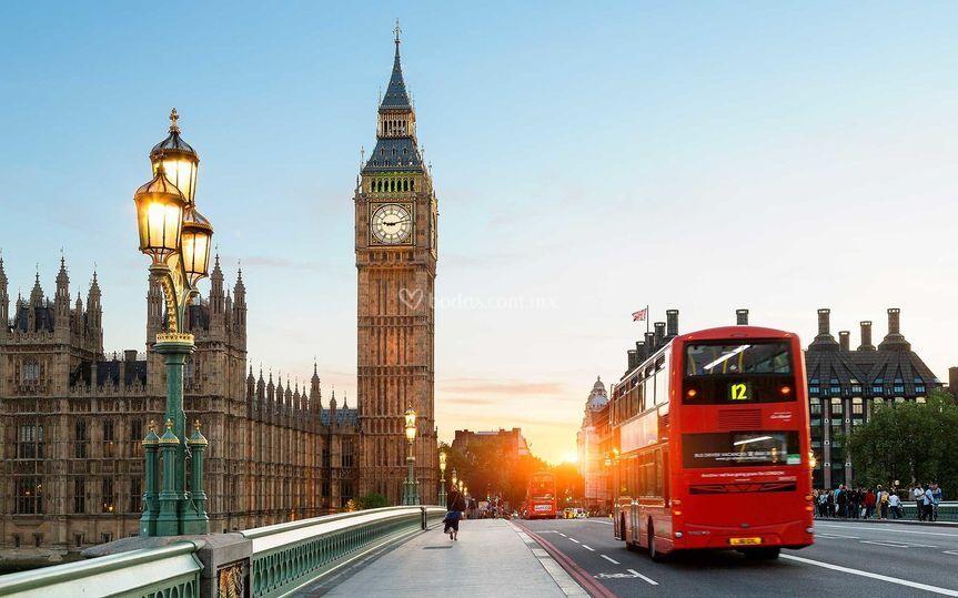 Pasea en Londres