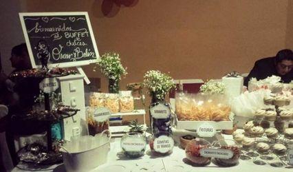 Caramel Buffet - Mesas de Dulces 1