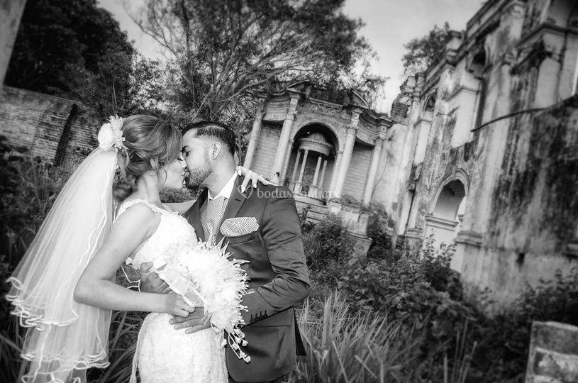 Sesión boda Marco y Karina