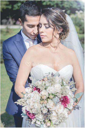Novios wedding