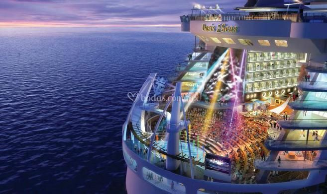 Cruceros increibles