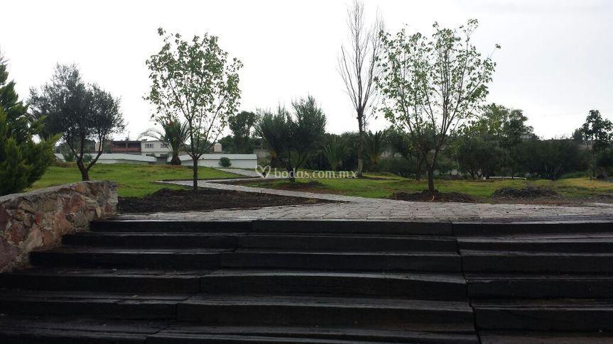 Jardín El Cascabel