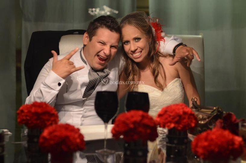 Mas de 500 bodas
