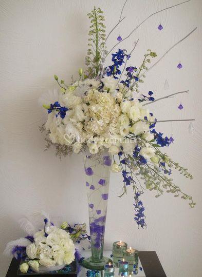 Floranz for Decoracion copa efecto espejo