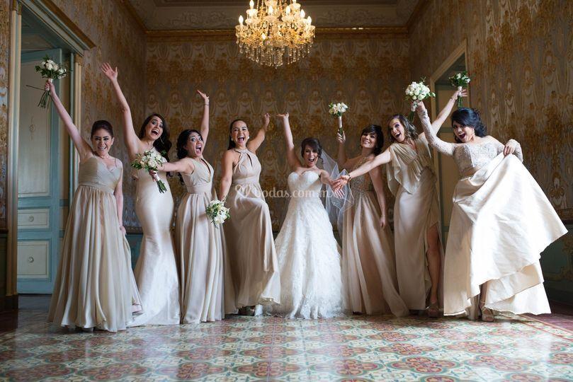 Sesión de novia