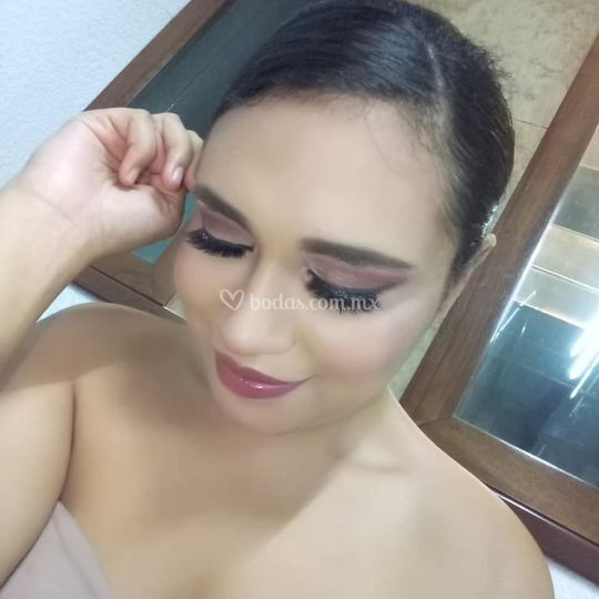 Maya boda noche