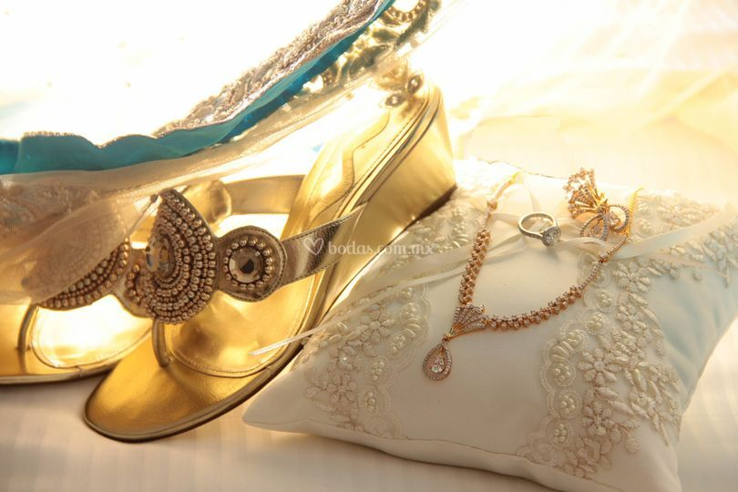 Detalles zapatos