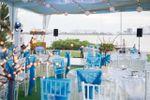 Montaje de boda en Cancún