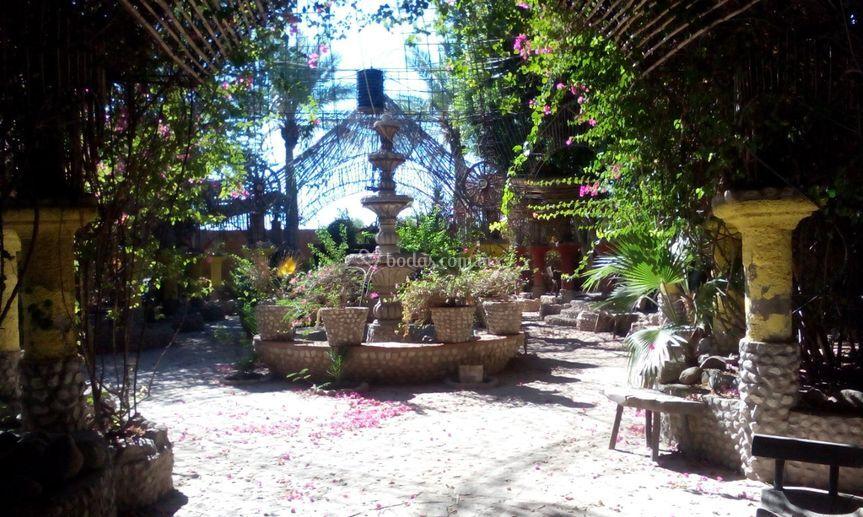 Quinta san miguel for Jardin quinta montebello mexicali