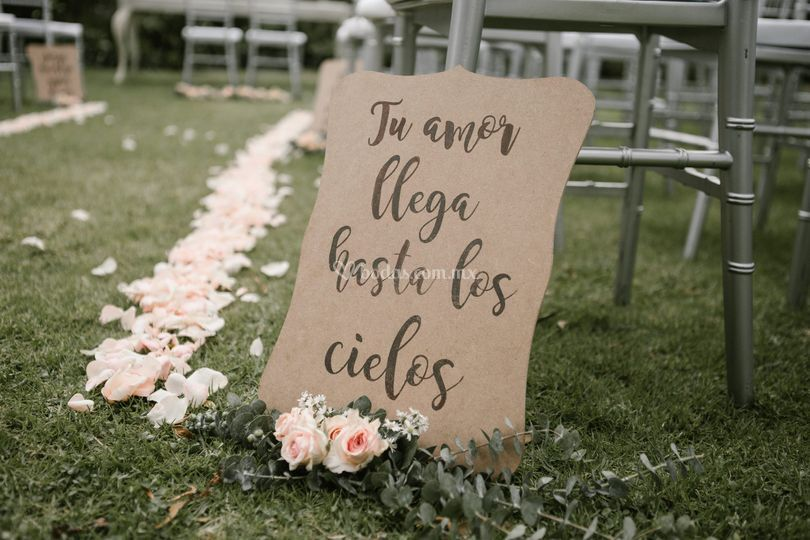 Detalles wedding