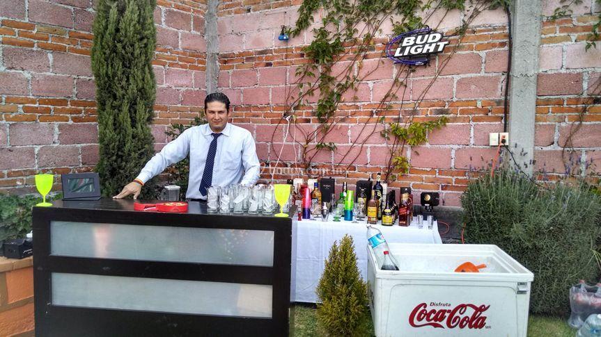 Bartenders prefesionales