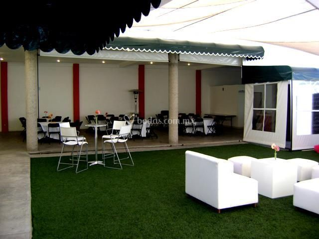 Sal n el encanto for Alamo playhouse salon jardin