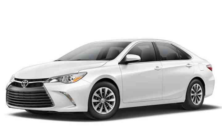 Autos modelo reciente